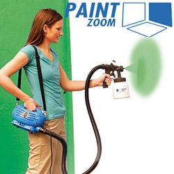 Paint Zoom Farbsprühsystem